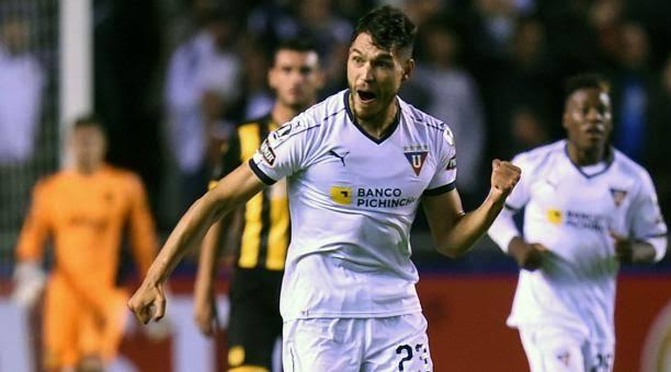 Nicolás Freire es nuevo jugador de Pumas para el Apertura 2019