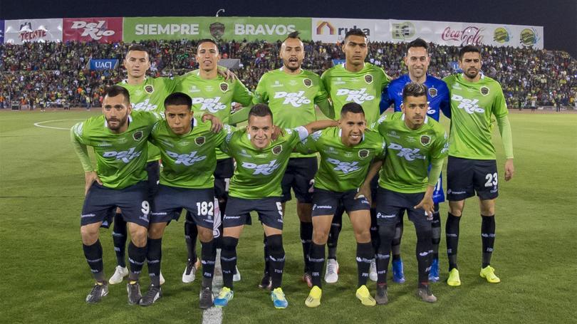 Los Bravos de Juárez irán por doce jugadores para el Apertura 2019