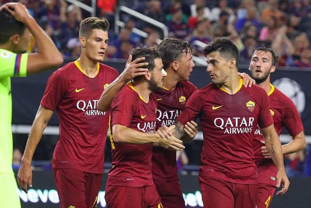 La Roma ya no jugará contra Chivas en la ICC