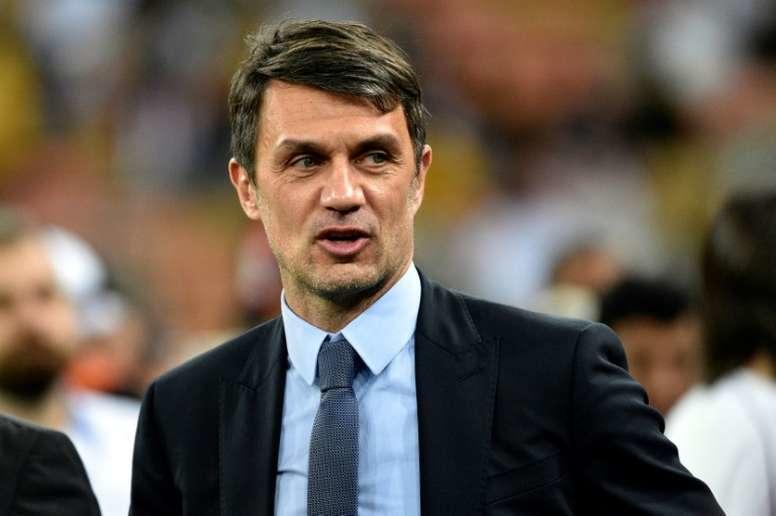 Paolo Maldini sera Director técnico del Milan