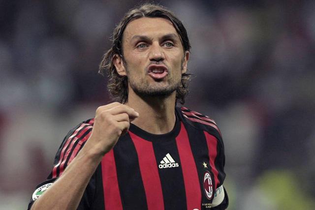 Paolo Maldini llega como Director Técnico al Milan