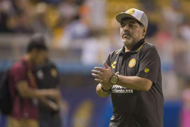 Maradona se despidió con una emotiva carta