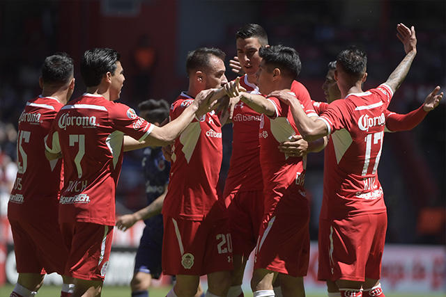 Un mexicano del Toluca podría llegar al futbol español