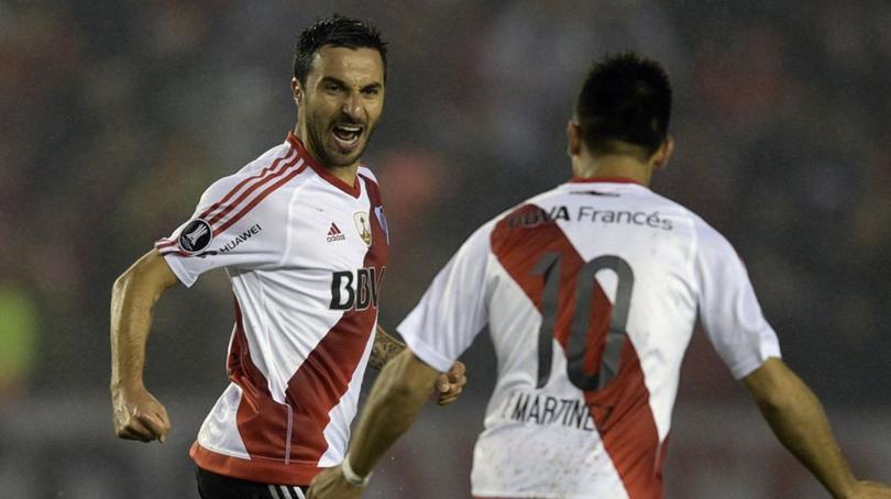 Ignacio Scocco y Gonzalo Martínez