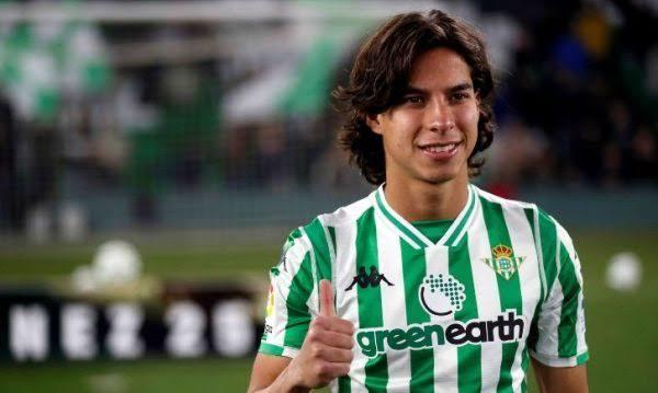 Diego Lainez es nominado para el Golden Boy