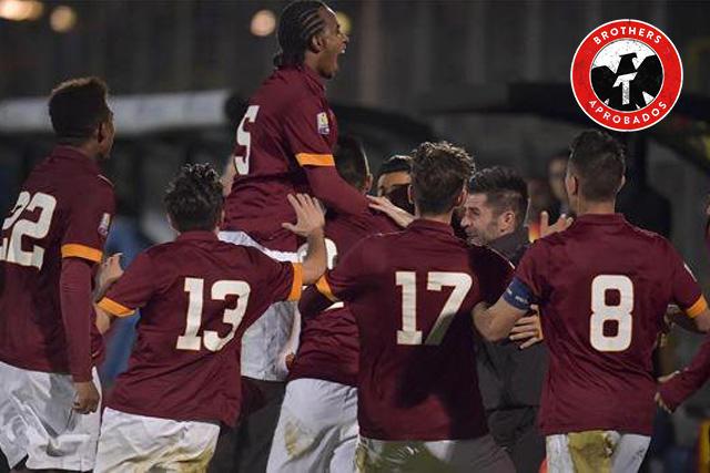 La Roma Sub-15 dio una muestra de Fair Play