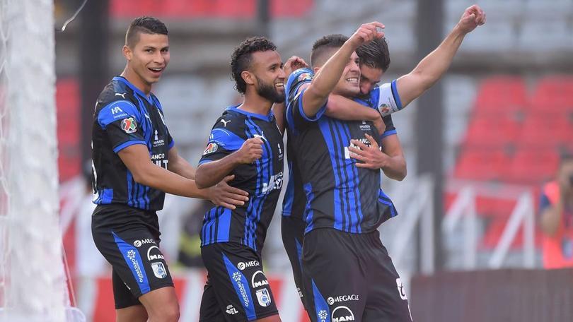 Querétaro presentó a sus dos nuevos jugadores para el próximo torneo