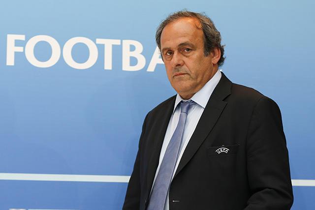 Michel Platini fue detenido por posible corrupción en la elección del Mundial 2022