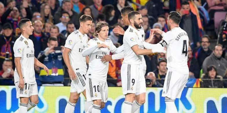 El Atlético busca a un jugador del Real Madrid