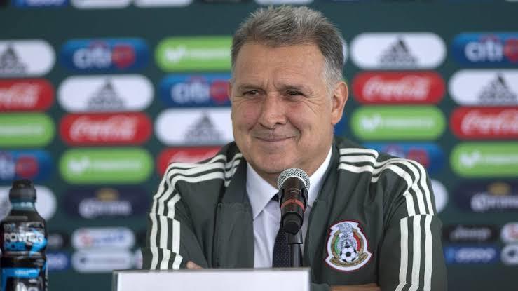 Gerardo Martino habló sobre quién es el delantero más importante de México