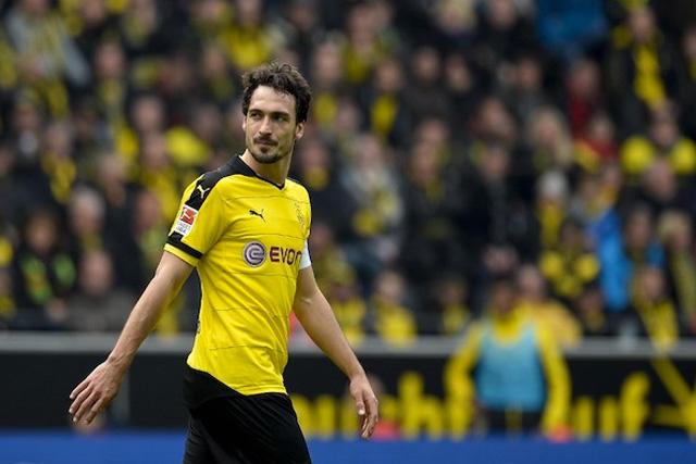 Matts Hummels regresa al Borussia Dortmund