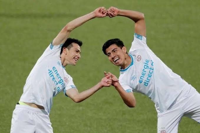 Hirving Lozano y Erick Gutiérrez tienen rival en la ronda previa de la Champions