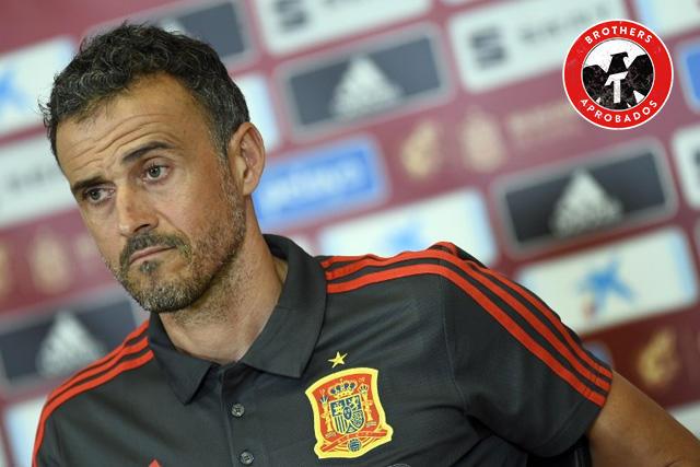 Clubes españoles se unieron con mensajes de apoyo para Luis Enrique