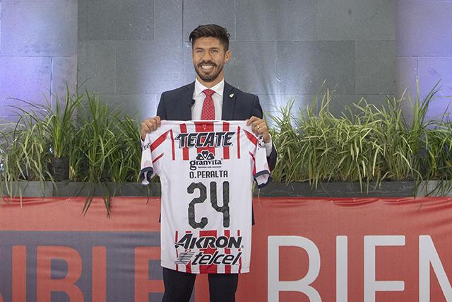 Oribe Peralta reveló una de las razones que lo llevó a dejar al América