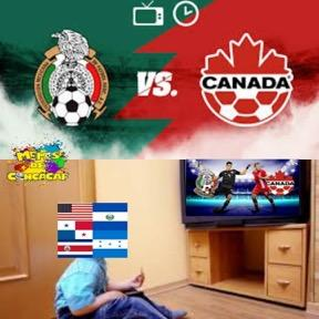 México vs Canadá