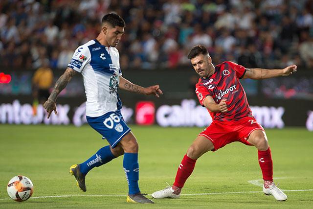 Víctor Guzmán es uno de los dos jugadores que Chivas quiere