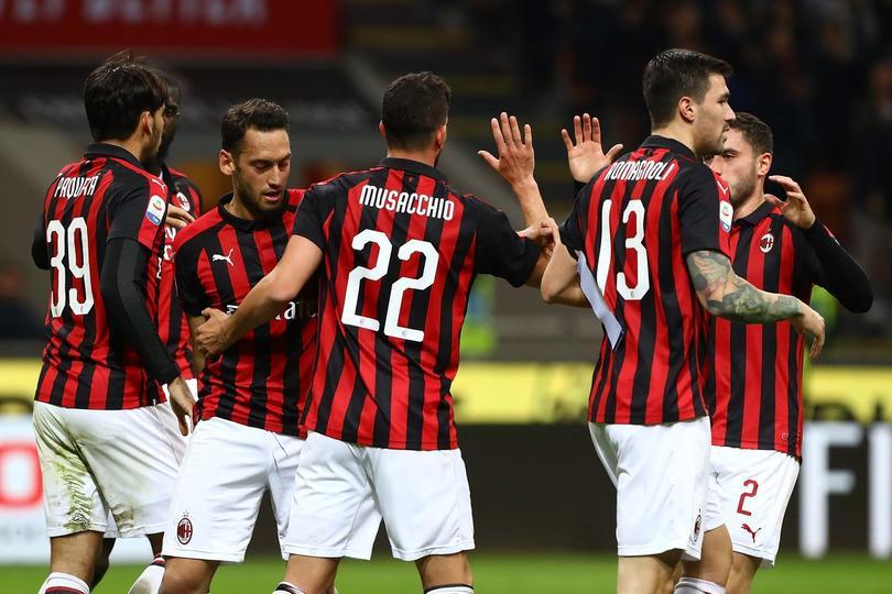 Milan iría por 3 jugadores del Real Madrid