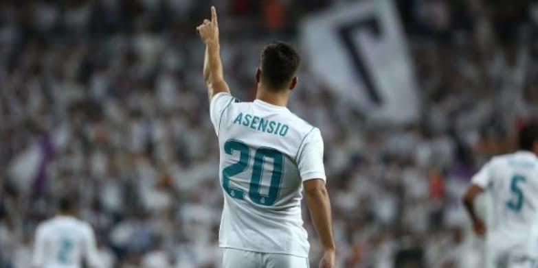 Marco Asensio interesa al Tottenham y podría entrar en la operación Eriksen