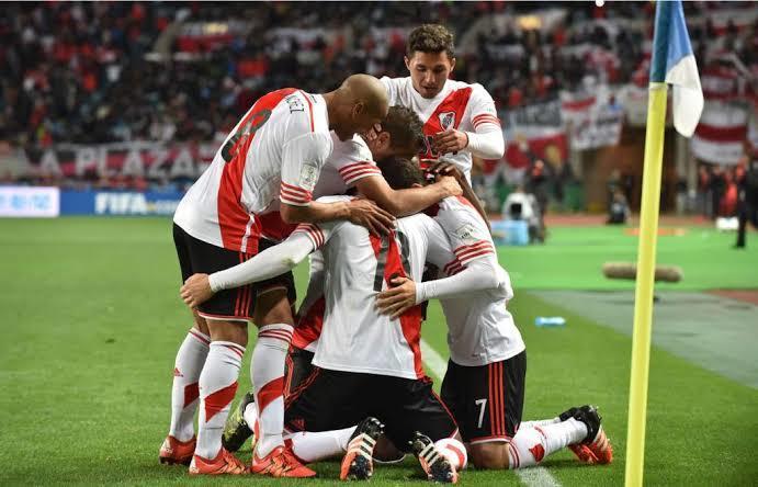 River Plate lanzó su nuevo uniforme alternativo