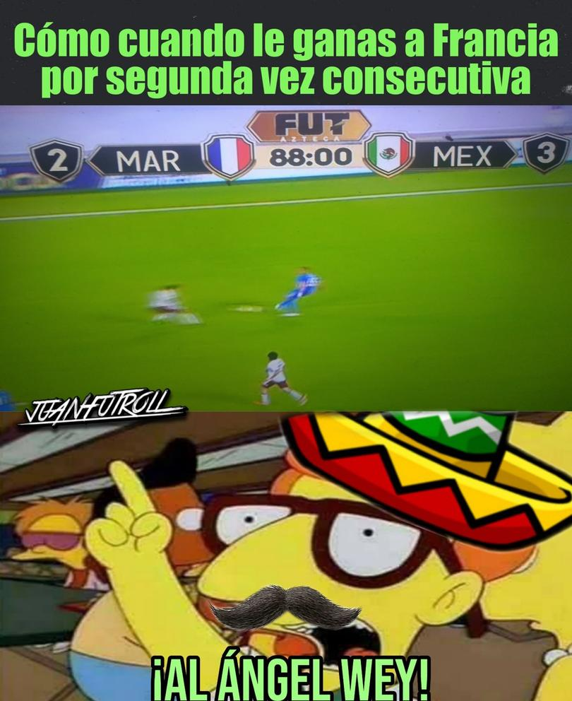 México vs Martinica
