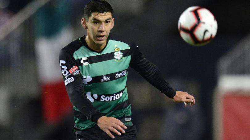 Jesús Angulo quiere ganarse un lugar en el futbol mexicano, ahora con Atlas.