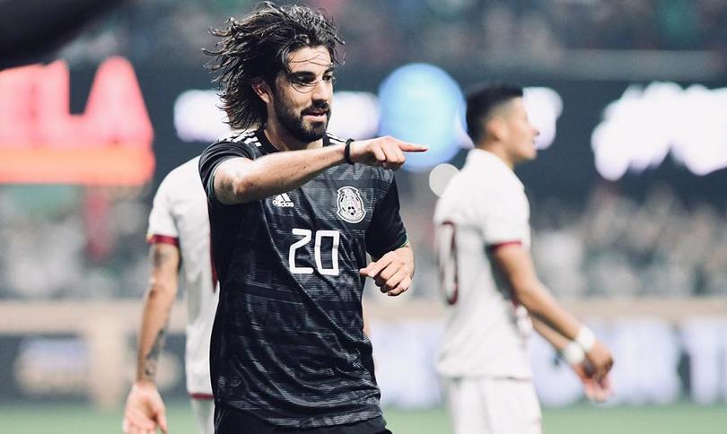 Rodolfo Pizarro podría llegar al futbol europeo