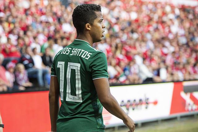 Herrera cerró la puerta a un posible fichaje de Giovani dos Santos