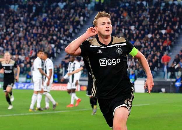 De Ligt sería el segundo mejor pagado de la Serie A en la Juventus