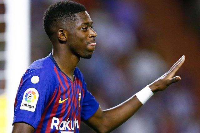 Ousmane Dembélé podría llegar al Bayern Munich