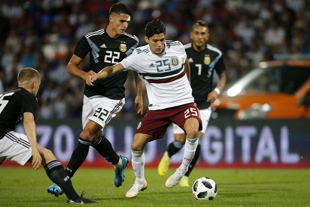 México jugará contra Argentina en septiembre