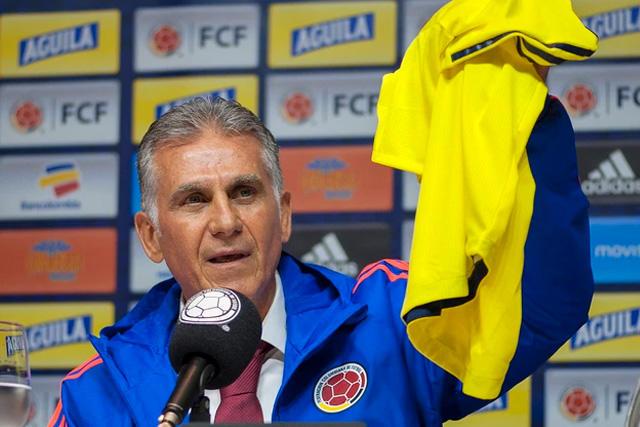 Carlos Queiroz le pasó la presión a Chile