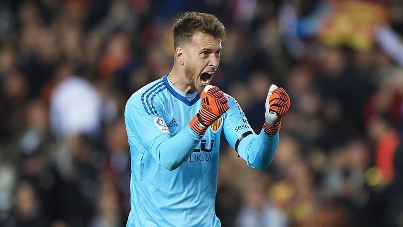 Neto es nuevo jugador del Barcelona