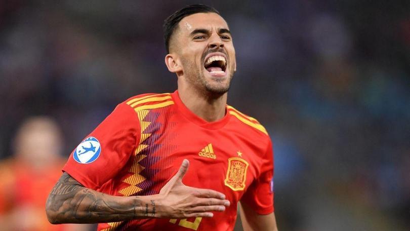 Dani Ceballos podría jugar en el Milán