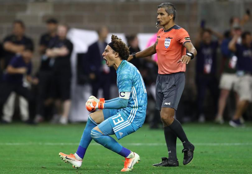 Semifinales Copa Oro 2019