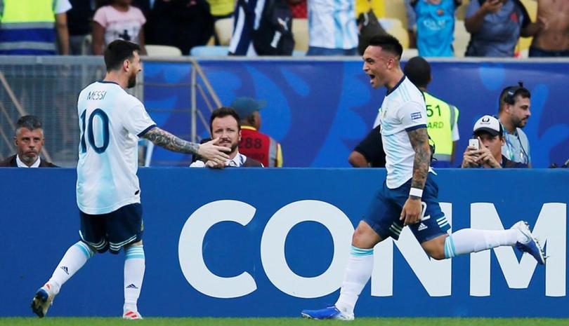 Lionel Messi es el más valioso entre ambas selecciones