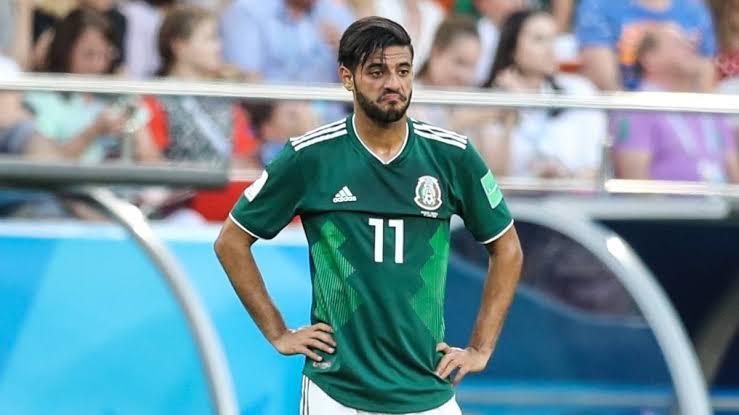 Carlos Vela ya no sería considerado para la Selección