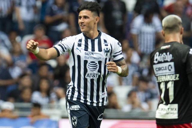 Adam Bareiro es la primera baja de Monterrey