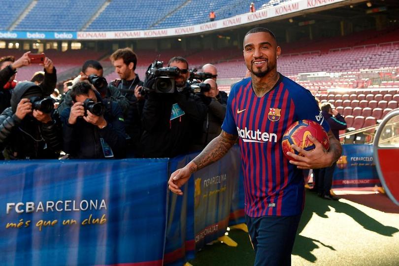 El futbolista alemán no pudo demostrar más en su estadía en Barcelona