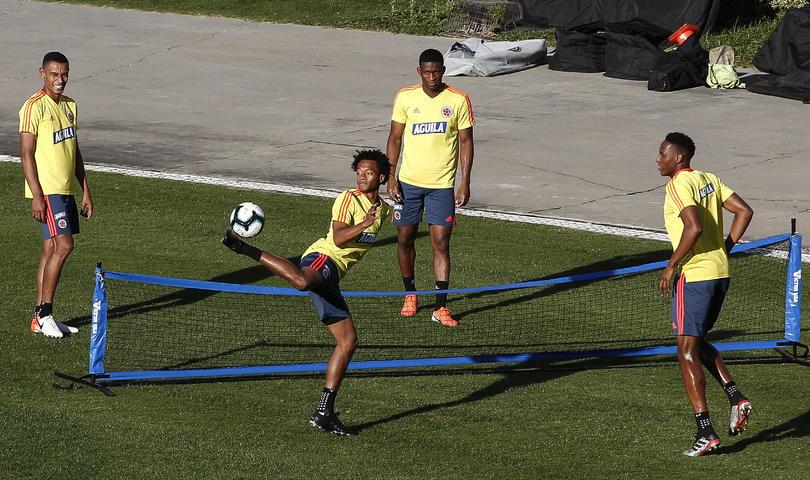 Colombia en Copa América 2019