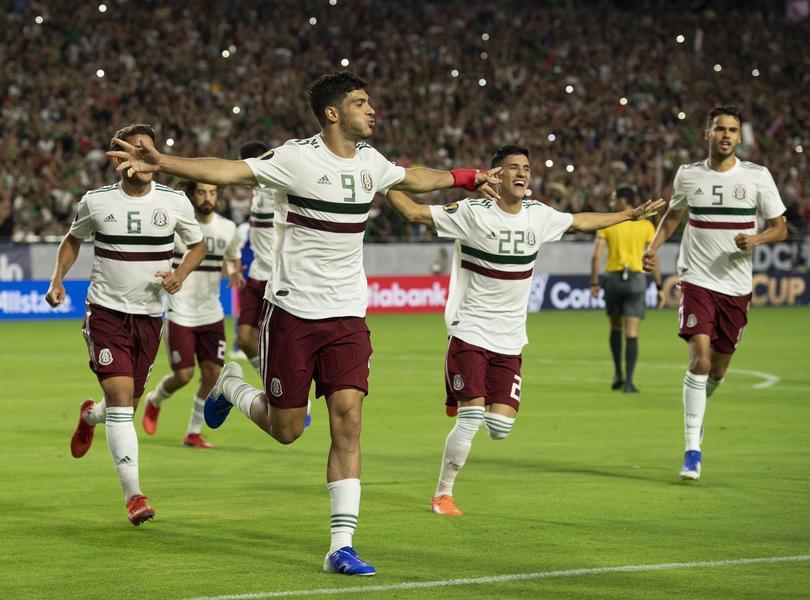 México avanzó a la final de la Copa Oro al vencer a Hatí en semifinales