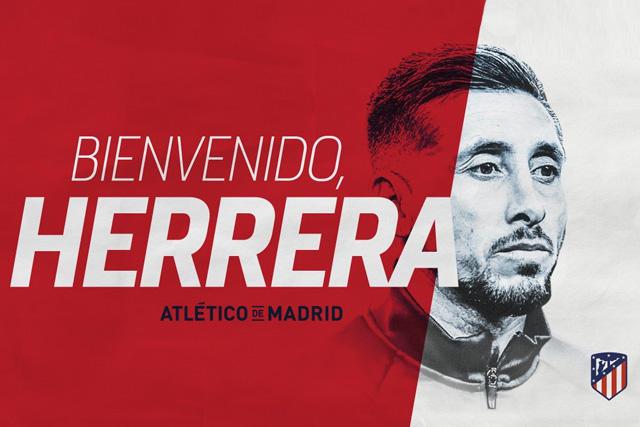 Héctor Herrera será el quinto mexicano en vestirse de colchonero