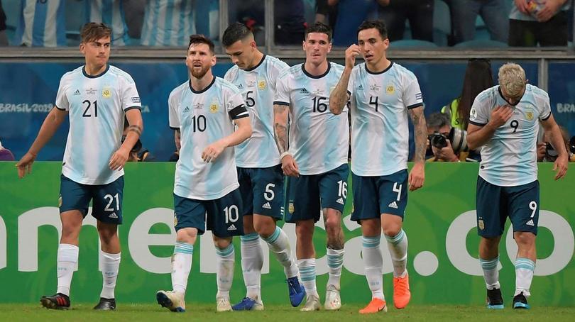 Seleccion De Argentina