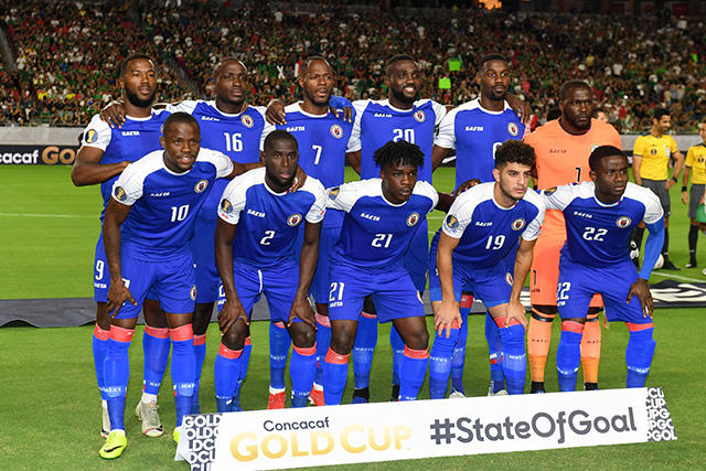 Haití fue eliminado por México en las semifinales de la Copa Oro