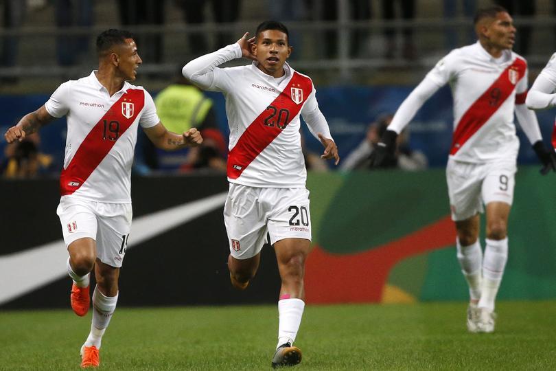 Perú calificó a la final de la Copa América después de 44 años