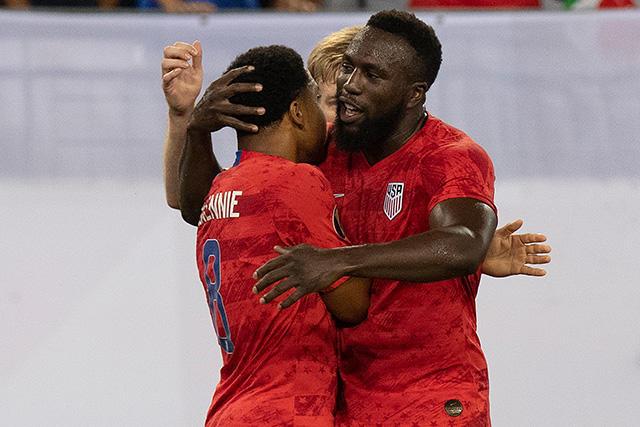 Estados Unidos finalista Copa Oro