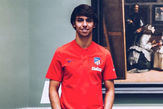 Joao Félix se convirtió en el fichaje más caro del Atlético