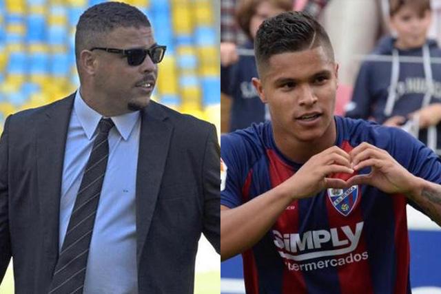 Ronaldo quiere al Cucho Hernández en el Valladolid