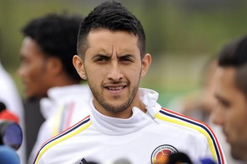 Camilo Vargas con la Selección de Colombia