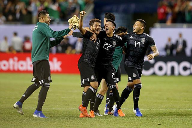 México campeón de la Copa Oro
