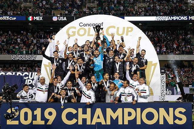 Los mexicanos que se lucieron en la Copa Oro